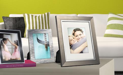 encadrement photo cadre poser par photoservice. Black Bedroom Furniture Sets. Home Design Ideas