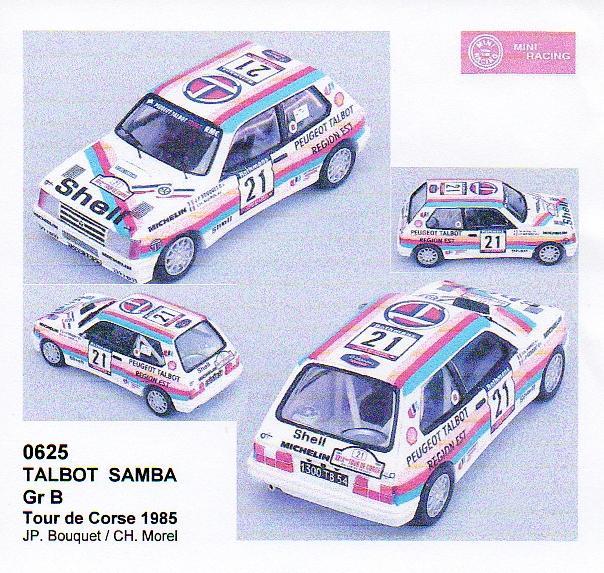 [Jadorlerouge] Ma collection de Samba miniatures  - Page 2 M_126956071_0