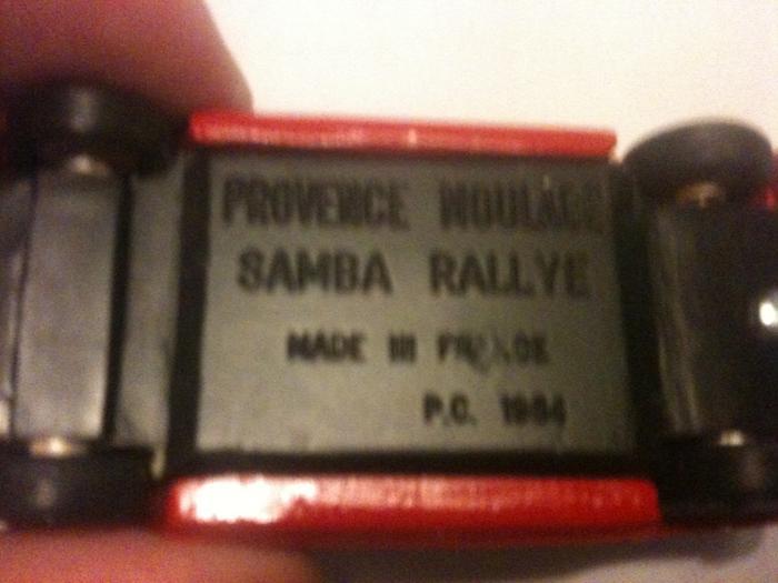 [Jadorlerouge] Ma collection de Samba miniatures  - Page 4 M_264417787_0
