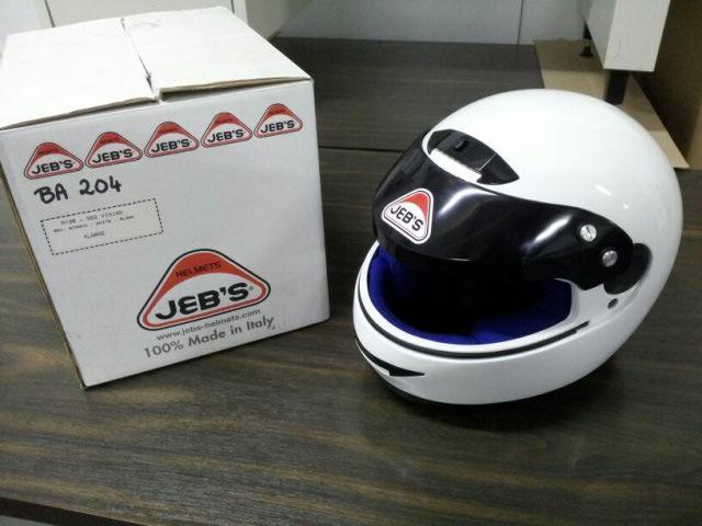 Jeb s casque moto