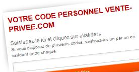 Vente showroompriv - Code promo valides chez vente privee ...