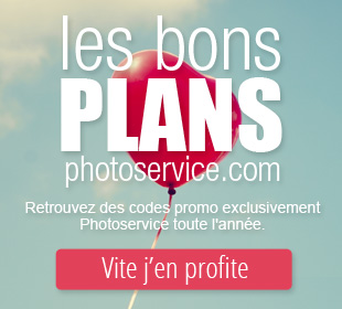 Les bons plans Photoservice