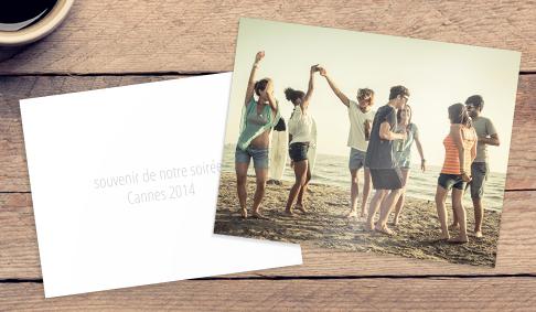 Creez Votre Carte Postale Originale Avec Vos Photos En 3 Clics Photoservice