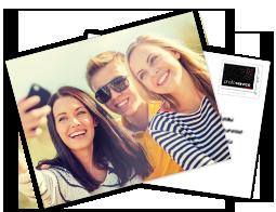 carte postale personnalisée avec photo Créez votre Carte Postale Originale avec vos Photos en 3 Clics