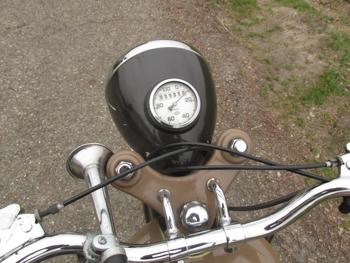 MOTOBECANE D 45 S 1953 M_515620590_0