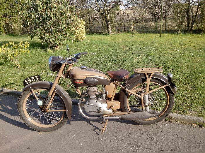 MOTOBECANE D 45 S 1953 M_515621274_0