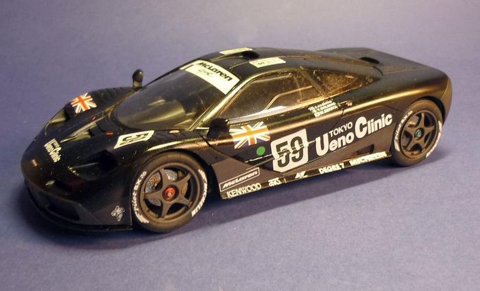 McLaren F1GTR  LeMans'95 terminée M_534295162_0