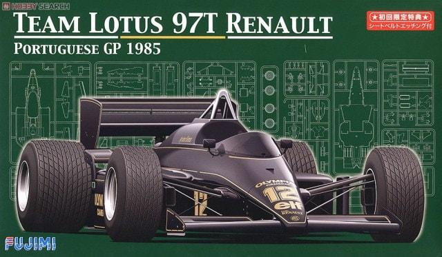 LOTUS 97T  Portugal 1985 FINIE 05/11 M_538549666_0