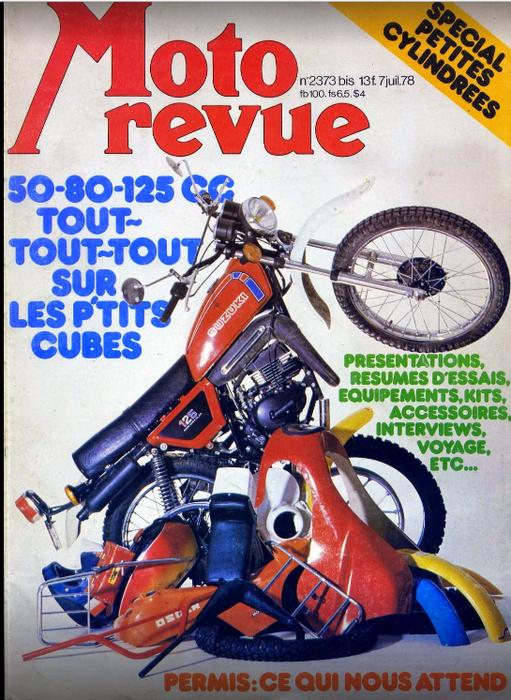 Moto revue spécial petites cylindrées M_538878473_0
