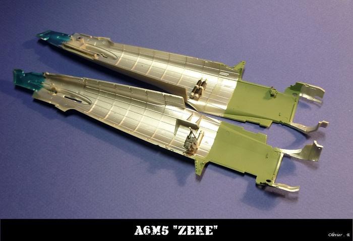 "A6M5 ""zeke"" Tamiya 1/32 M_540649641_0"