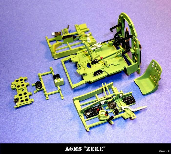"A6M5 ""zeke"" Tamiya 1/32 M_540649736_0"