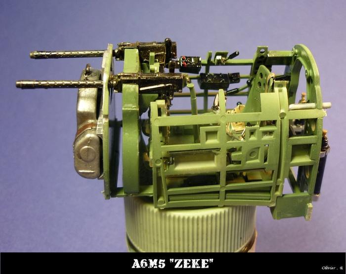 "A6M5 ""zeke"" Tamiya 1/32 M_541283521_0"