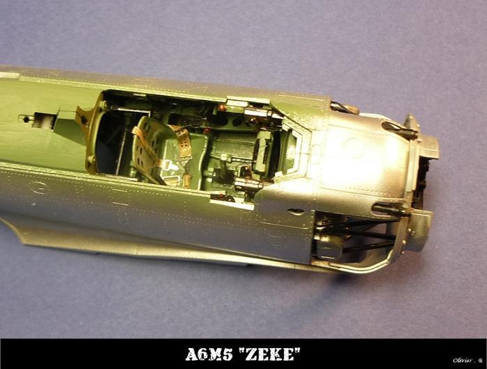 "A6M5 ""zeke"" Tamiya 1/32 M_541891464_0"