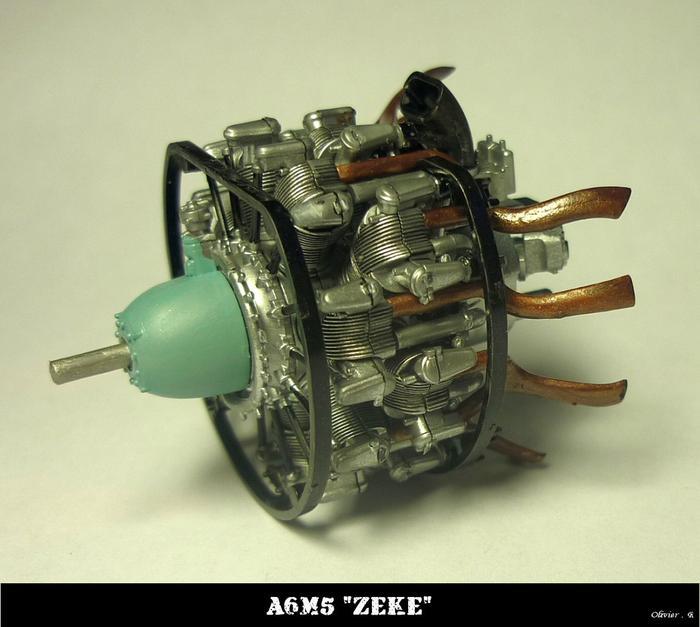 "A6M5 ""zeke"" Tamiya 1/32 M_542501706_0"