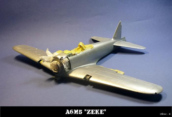 "A6M5 ""zeke"" Tamiya 1/32 M_543349030_0"