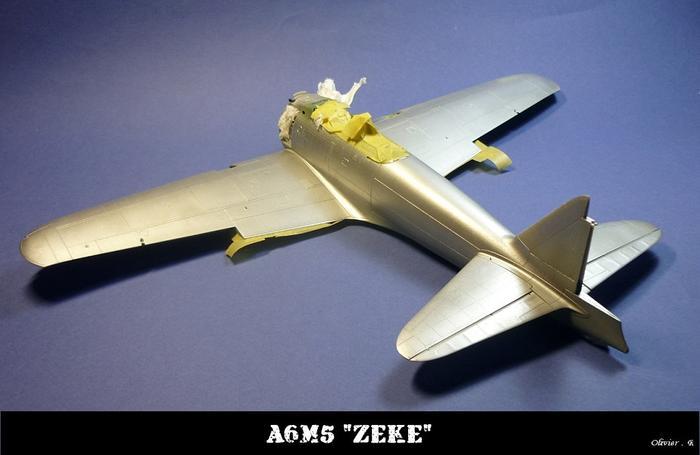 "A6M5 ""zeke"" Tamiya 1/32 M_543349033_0"