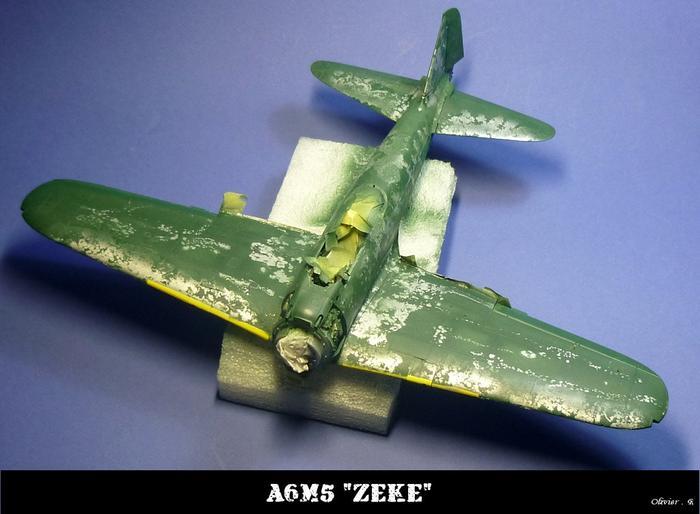 "A6M5 ""zeke"" Tamiya 1/32 M_545205453_0"